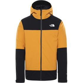 The North Face Mountain Light FutureLight Triclimate Jacket Men, citrine yellow/TNF black/TNF black